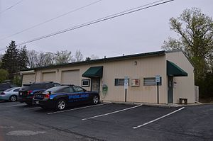 Shawnee Hills, Delaware County, Ohio - Village Hall