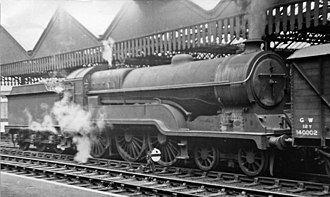 GCR Class 1 - Nameless No. 1492 (ex 427 City of London) at Sheffield Victoria, 17 July 1947