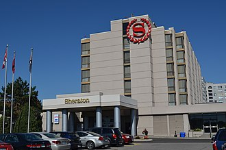 Sheraton Hotels and Resorts - Image: Sheraton Parkway Toronto North