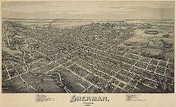 Sherman in 1891