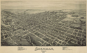 Sherman, Texas in 1891.jpg