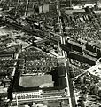 Shibe Park and Baker Bowl aerial, September 1929.jpg