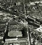 Shibe Park and Baker Bowl aerial, September 1929.jpg