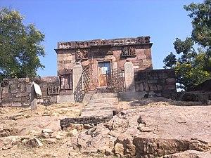 Kaleshwari Group of Monuments - Shikar Madhi
