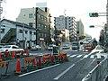 Shin-Koiwa overpass, east-side, Katsushika, Tokyo, Japan.jpg