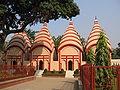 Shiva temples Dhakeshwari Mandir 2 by Ragib Hasan.jpg