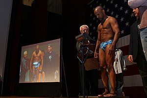 Shonie Carter - Image: Shonie Carter Weigh In USMC Photo