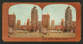 Showing devastation by earthquake and fire, building containing the municipal records, from Robert N. Dennis collection of stereoscopic views.png