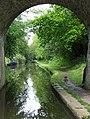 Shropshire Union Canal in Rye Hill Cutting, Staffordshire - geograph.org.uk - 1382856.jpg