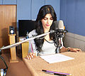 Shruti Haasan - TeachAIDS Recording Session.jpg