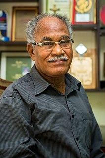 Mahabaleshwar Sail Indian author (born 1943)