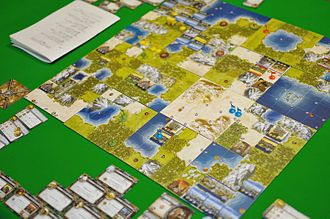 Civilization (series) - Fantasy Flight Games' Civilization: The Board Game