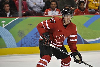 Procedural memory - Sidney Crosby in Vancouver, playing for Team Canada