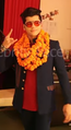 Siddharth Nigam At A Celebrity Face In Delhi.png