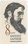 Sidney Lanier US stamp.jpg