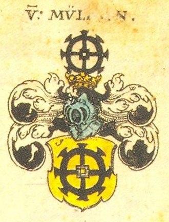 Swiss nobility - Image: Siebmacher Mülinen