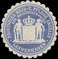 Siegelmarke Provinzial Heil- und Pflege Anstalt für Geistesschwache W0328059.jpg