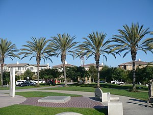 Signal Hill, California - Hilltop Park