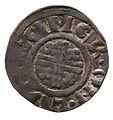 Silver penny of Richard I (YORYM 2000 2147) reverse.jpg
