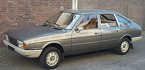 Chrysler Europe - Image: Simca 1307 GLS 1978