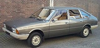 Simca 1307 car model