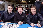 Simon Dolan, Harry Tincknell and Filipe Albuquerque Drivers of Jota Sport's Zytek Z11SN Nissan - 2014 6 Hours of Silverstone.jpg