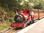 Sir Haydn at Abergynolywn