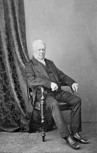 James Hurtle Fisher - Sir James Hurtle Fisher c.1864