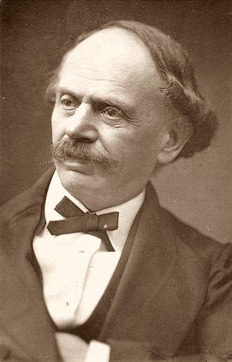 Julius Benedict - Image: Sir Julius Benedict