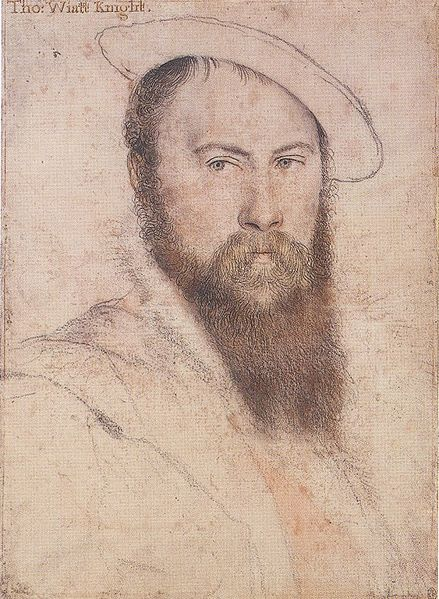File:Sir Thomas Wyatt, by Hans Holbein the  Younger.jpg
