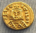 Siracusa, solido con imp bizantino teofilo, 835-842.JPG