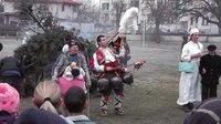 File:Sirni Zagovezni, Bulgaria, Gorno Sahrane Vilage, 06.03.2011, Copyleft, Part 3.webm