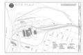 Site Plan - Southern Pacific, Sacramento Shops, 111 I Street, Sacramento, Sacramento County, CA HAER CA-303 (sheet 2 of 9).png