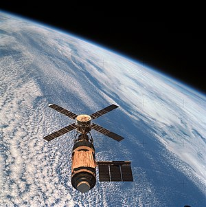1979 in spaceflight - The Skylab space station, which decayed from orbit on 11 July