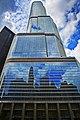 Skyscraper in Chicago city.jpg