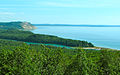 Sleeping Bear Dunes, North Bar Lake (8741875482).jpg