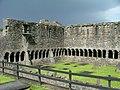 Sligo Abbey - cloister - geograph.org.uk - 1973170.jpg