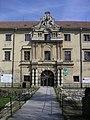 Slovakia stupava castlefront.jpg