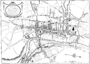 Small Kilkenny city map circa 1780 (2006-06-17)