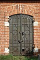 Sobolevo NNov The Decorated Door of One-storied --now-- House 0046.jpg