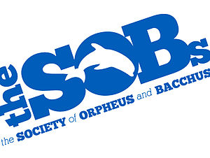 The Society of Orpheus and Bacchus - Image: Society Orpheus Bacchus Logo