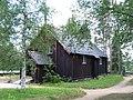 Sodankylä old church.jpg
