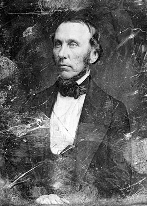 Solomon W. Downs - A full-length portrait