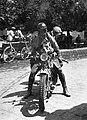 Somogymegyei Automobil Club csillagtúrája, Rex Acme típusú motorkerékpár. Fortepan 28936.jpg