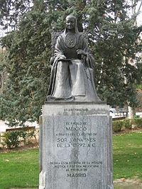 Juana Inés De La Cruz Wikipedia