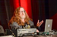 Soundtracking Hell - The Music of Diablo III- Reaper of Souls at GDC 2015 (16128706444).jpg
