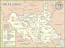 Description de l'image South-sudan-political-map.jpg.