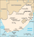 South Africa-CIA WFB Map.png
