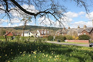 South Holmwood - Image: South Holmwood from Playground