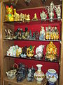 Souvenirs for sale at 'Namgyal Institute of Tibetology' complex..JPG
